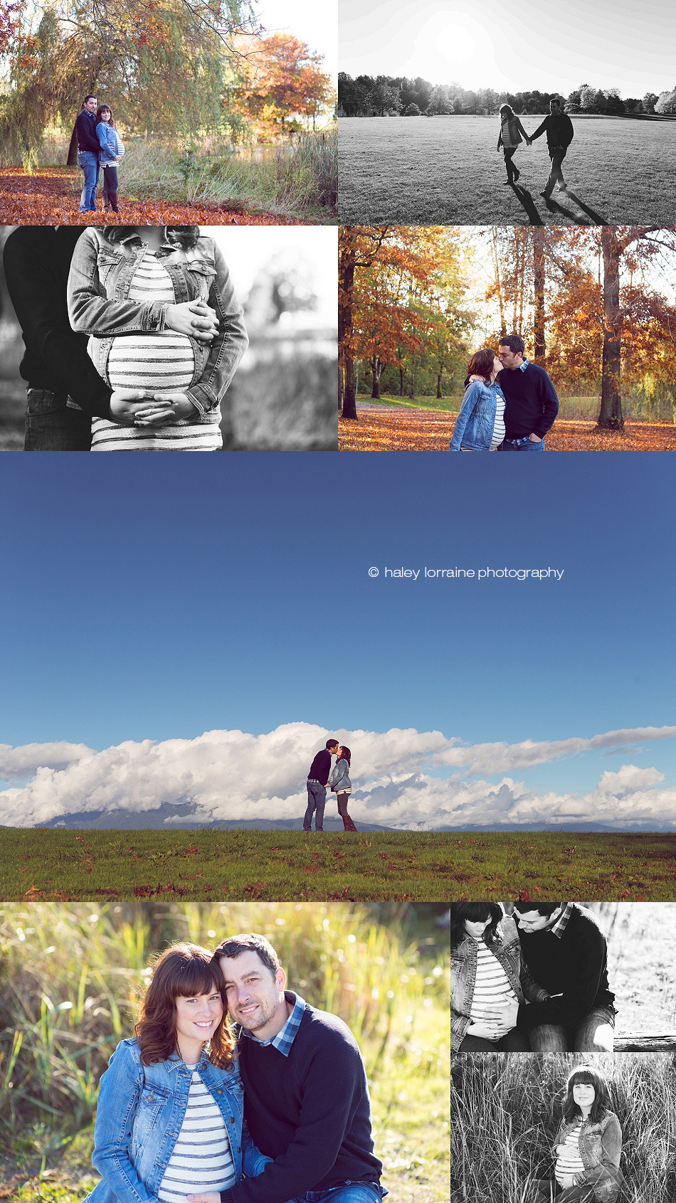 Maternity and Newborn Photography Vancouver